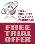 free trial - steel industry news