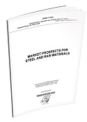 steelmaking raw materials report