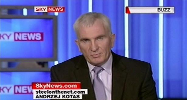 Sky News report