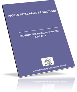 world steel price forecasts